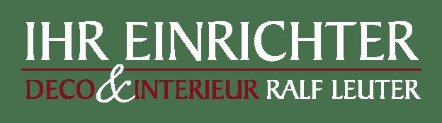 Logo - Ihr Einrichter - Deco & Interieur Ralf Leuter